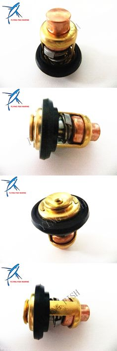 19300-ZY6-003 7634371 Outboard Engine Thermostat for Honda 2-Stroke Marine BF75 BF90 BF115 BF135 BF150 Boat Motor