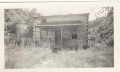 Old homestead picture from Ashland, Kentucky
