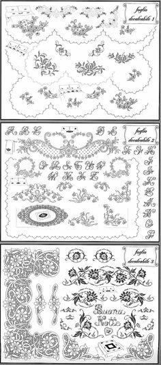 MD227 Pattern List.jpg (640×1447)