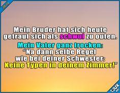 Damit kann man leben ^^ #schwul #geoutet #Leben #Statussprüche #Jodel #Sprüche #GutenMorgen #Status
