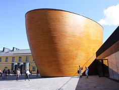 Kamppi Chapel of Silence | Visit Helsinki : City of Helsinki's official website for tourism and travel information