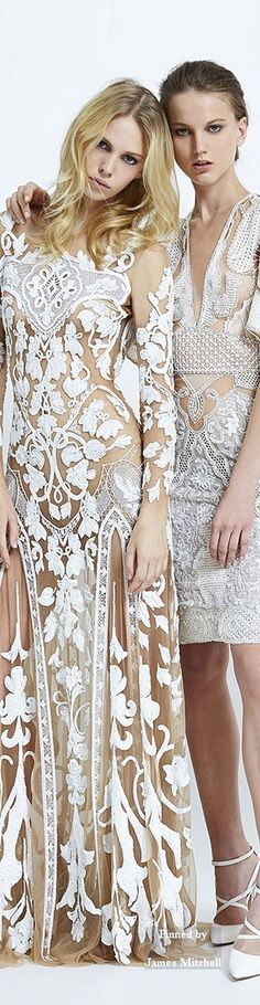 -Zuhair Murad Collection Spring 2015 Ready-to-Wear. <3