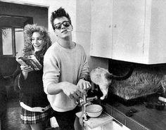 Sarah Jessica Parker & Robert Downey Jr