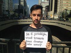 No Brasil, um LGBT é morto a cada 27 horas. Por isso queremos fazer algumas perguntas para quem não gosta de gays, lésbicas, bissexuais e transgêneros.