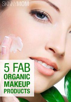 Do you use organic makeup?