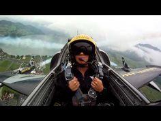 Breitling Jet Team : Géraldine Fasnacht vole avec le Breitling Jet Team