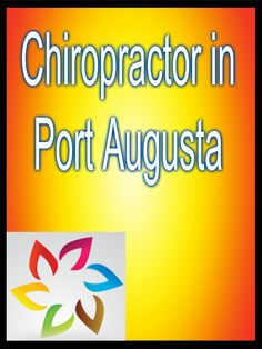 Chiropractor Port Augusta experts are doing a good job by helping people with acute back and neck pains. To know more visit http://chiropractorsaustralia.com.au/sa/port-augusta/.