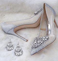 Elegant Summer Wedding Shoes Ideas For Brides 2019