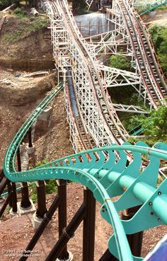 Phantom's Revenge / Steel Phantom | Kennywood | USA pinterest.com/... #hamptoninnmonroeville www.facebook.com/... #pittsburghhotel