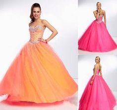 Custom Size Sweetheart Evening Formal Wedding bridesmaid Cocktail Party Dresses
