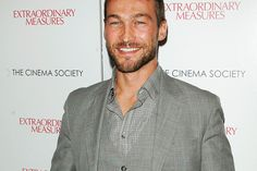 Andy Whitfield, the reason I watched Spartacus, passed away yesterday after battling cancer for the last year and a half. You'll be missed. #realheroes