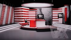 Tv Show Current Affairs on Behance