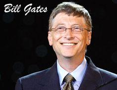 #1 Bill Gates [Forbes List of 14 Most Generous Philanthropists]
