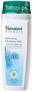 HIMALAYA HERBALS REFRESHING CLEANSING MILK 200 ML Saloni™ Health