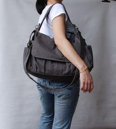 Sale SALE SALE Pico Grey Diaper Bag School Bag Shoulder