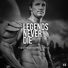 Legends Never Die  -> http://www.gymaholic.co/fitness/greg-plitt-was-killed-by-a-train  #fit #fitness #fitblr #fitspo #motivation #gym #gymaholic #workouts #nutrition #supplements #muscles #healthy #gregplitt