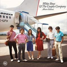 White Shoes And The Couples Company - Album Vakansi