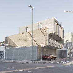 Tecnomec by PAX.ARQ  View more at www.leibal.com  #minimalism #minimal #minimalist #architecture #brazil #concrete #leibal : @leibal
