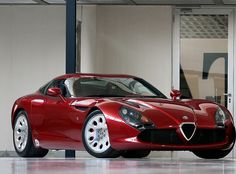 Alfa Romeo Zagato TZ3 Stradale by 1GrandPooBah, sexiest car on the planet, this planet. What dreams are made of...