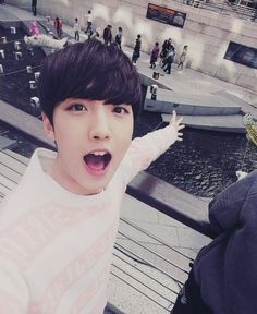 Sunyoul!!!!!! My UP10TION bias!!!