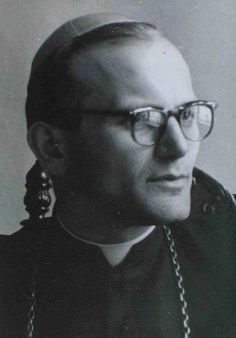 Bishop Karol Wojtyla 1958
