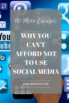 I have something to confess. I was absolutely shocked to find that only 50% of small businesses are online. Social Media can no longer be ignored by any small business entrepreneur and here's why. Click to find out what you're missing out by ignoring social media marketing!