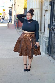 Gabi Fresh... love her blog she has great style and tips for all women...she kills and owns every thing she wears!!!!