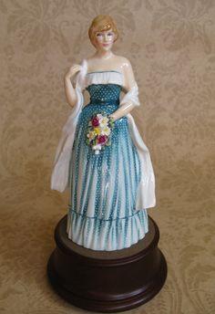 Royal Doulton Princess Diana figurine