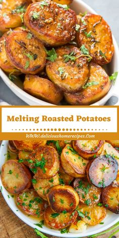 All Delicious Recipes and Food Side Dish Recipes, Veggie Recipes, Dinner Recipes, Cooking Recipes, Side Dishes, Good Food, Yummy Food, Potato Dishes, Roasted Potatoes