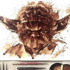 Maria_A_Aristidou_Uses_Coffee_To_Create_Detailed_Paintings_2015_01