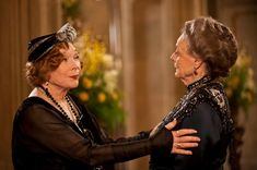 Maggie Smith is a huge reason why Downton has been such a hit