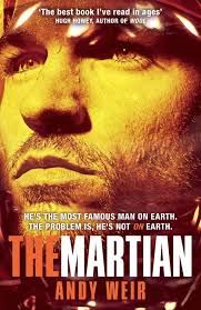 Better than the movie? Read it before you see it. The martian by Andy Weir available at the Girvan Library now.