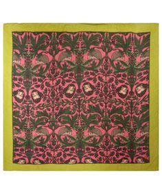 Silken Favours Hedgehog Scarf | Silk Scarves by Silken Favours | Liberty.co.uk