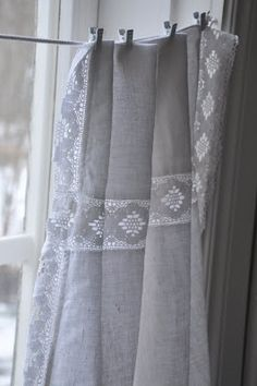 A Cottage Muse -for the window