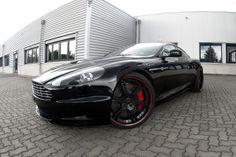 Aston Martin DBS von Wheelsandmore