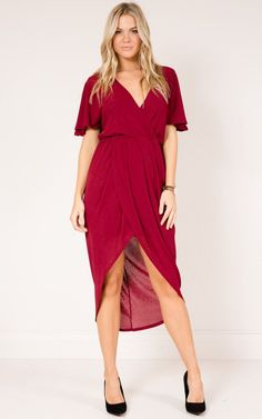 Showpo Keep A Record dress in wine - 6 (XS) Work Dresses Wine Dress, Bridesmaid Dresses, Bridesmaids, Candid, Work Wear, Dresses For Work, Clothes, Gallery, Holiday