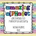 This+pack+will+be+great+for+the+beginning+of+the+year+in+kindergarten+or+throughout+the+whole+year+in+pre-k!+Your+students+will+practice+letter+rec...