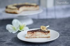 Cheesecake banány v čokoláde - recept | Varecha.sk