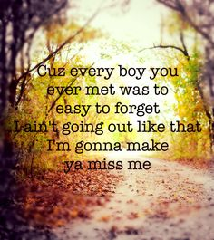 Make You Miss Me - Sam Hunt Lyrics, country, music, Olivia J Photography