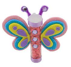 Regalo para niños / Fiestas infantiles / Dulceros / Dulces / Mariposa / niña