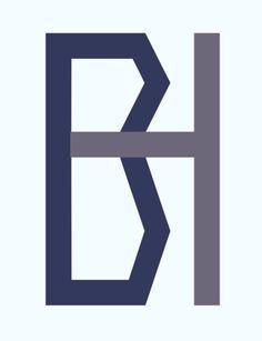 #monogram #HB