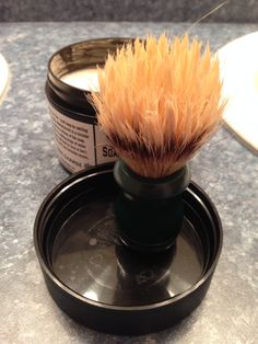 #BaldNation the lid is deep enough for a shave bowl. thebaldnation.com