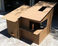 BrightNest   #DIY Fort Ideas to Make King Arthur Jealous