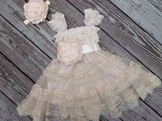 Hey, I found this really awesome Etsy listing at https://www.etsy.com/listing/206234995/lace-flower-girl-dress-lace-pettidress