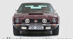 1972 Aston Martin V8 Series II Saloon