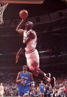 Jordan Vs Orlando Magic