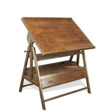 Brass Drafting Table