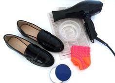 Comprou um sapato apertado? Saiba como lacear em casa | Chic - Gloria Kalil: Moda, Beleza, Cultura e Comportamento