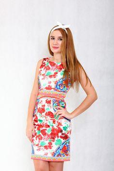 Pink-tag the Flower Garden Dress #fashion #Pinktag