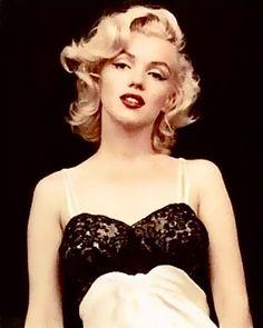 Marilyn    Photo by Milton Greene